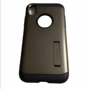 Spigen IPhone XR case.